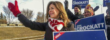 Joan Crockatt Calgary-Centre byelection candidate