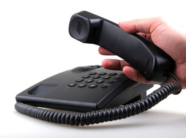 Telephone. (Fotolia)