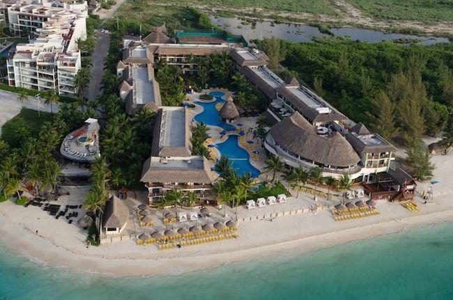 Club Grand Coco Bay Playa del Carmen hotel in Riviera Maya