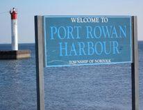 Port Rowan. (MONTE SONNENBERG Simcoe Reformer)