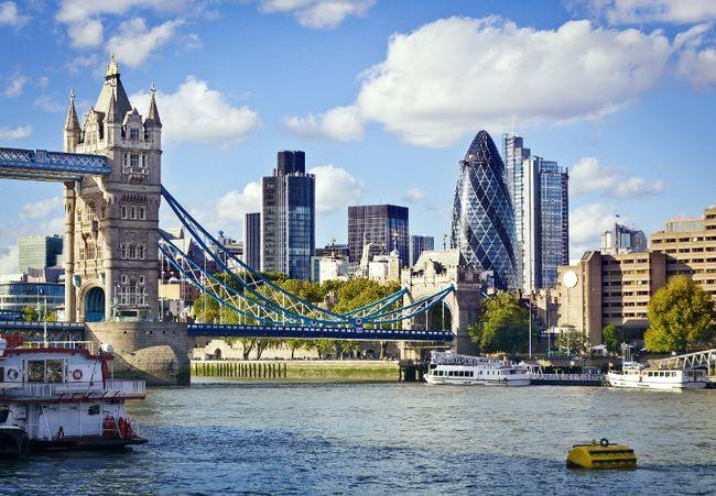A view of London, England. (Fotolia)