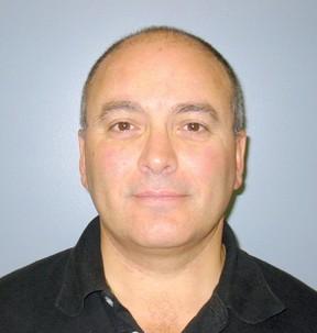 Frank Bastone, chairman of the Kenora Catholic District School Board
