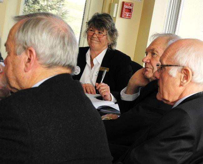 Former Frontenac County warden Janet Gutowski. (Elliot Ferguson/The Whig-Standard)