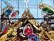 The Nativity stain glass window at St. Mary's Ukrainian Church.