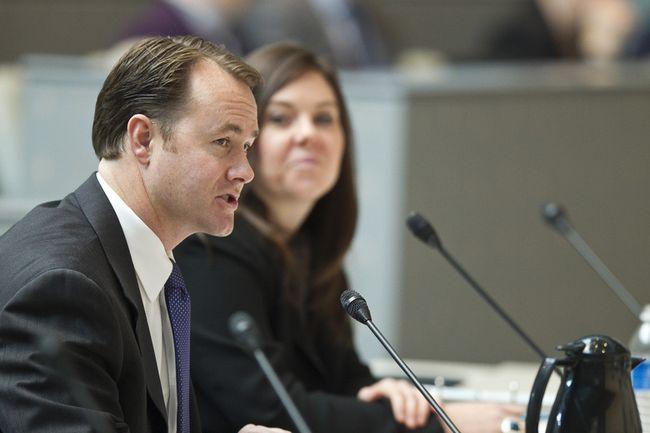Brad Ferguson, president and CEO of the Edmonton Economic Development Corporation