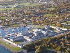 Kingston Penitentiary.