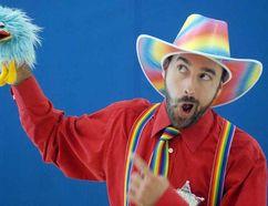 Chad Bogle as Bogle the Magic Clown. (File photo)