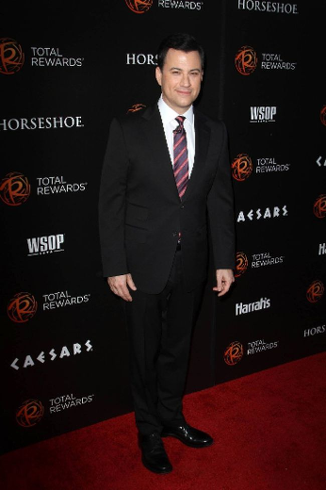 "Jimmy Kimmel (<A HREF=""http://www.wenn.com"" TARGET=""newwindow"">WENN.COM</a>)"