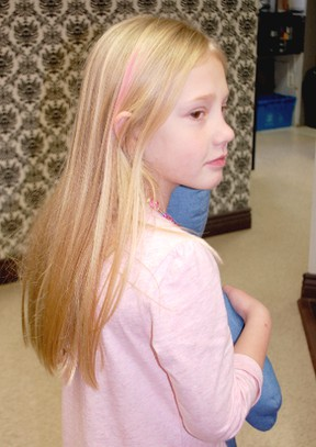 Leena_s Haircut