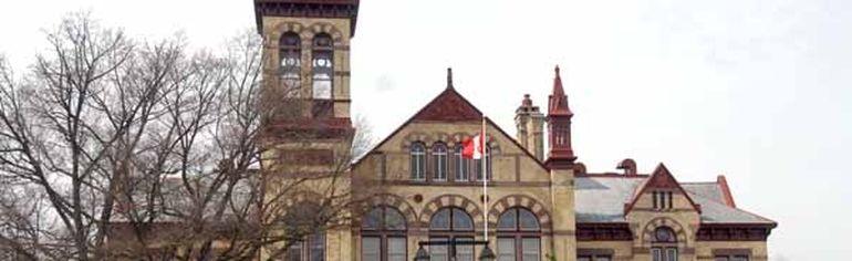 Perth County headquarters