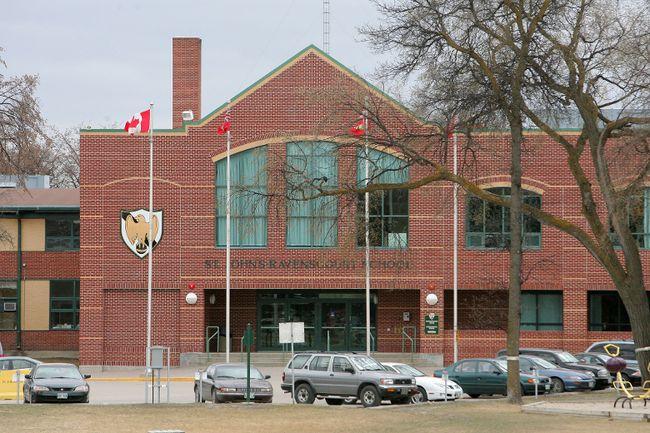 St. John's-Ravenscourt School.