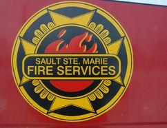 Sault Ste. Marie Fire Services' logo.