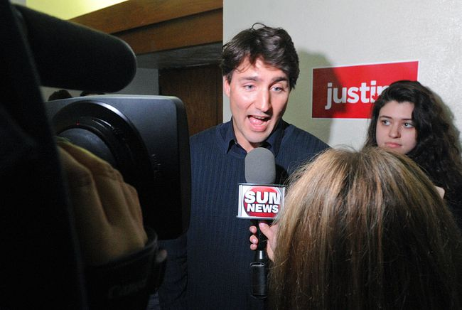 Justin Trudeau 7 WAYS