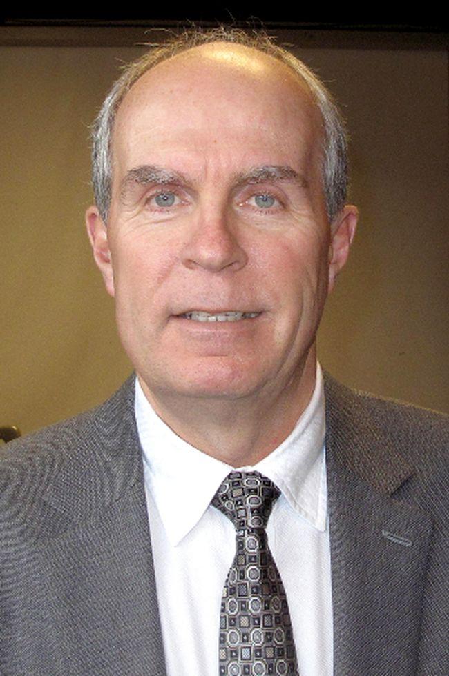 Don Pearson, LTVCA general manager/secretary treasurer