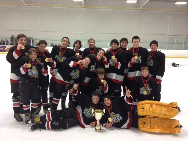 Austin trophies midget hockey