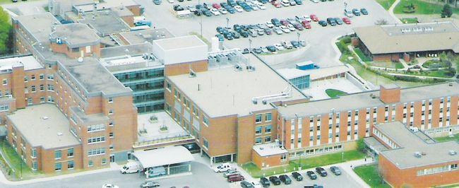 Pembroke Regional Hospital