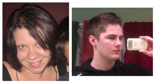 Facebook photos of Tanya Bogdanovich and Michael MacGregor