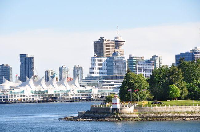 Vancouver skyline. (Fotolia.com)