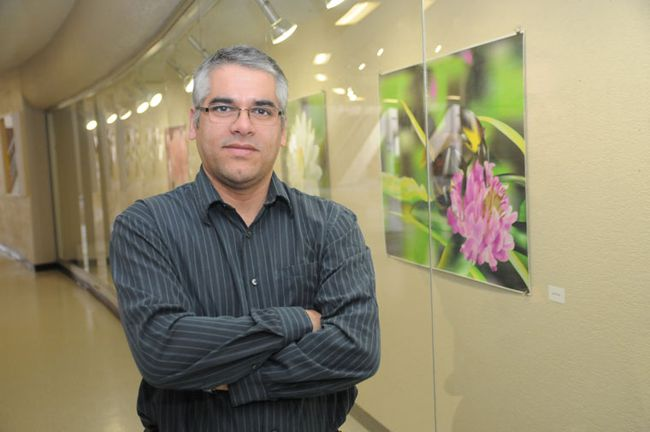 NBDC applied scientist manager Dr. Carlos Castillo
