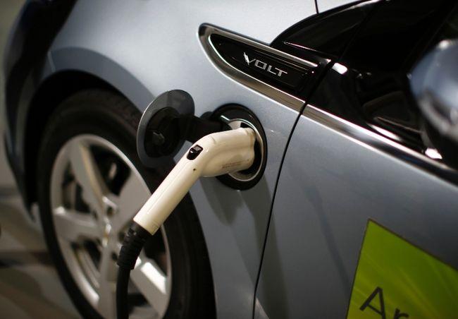 EV charging station (File photo)