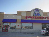 Chuck E Cheese melee