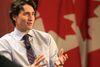 Justin Trudeau participates in  the Federal Liberal Leadership Debate in Winnipeg, Saturday, February 2,  2013. (QMI AGENCY FILE)