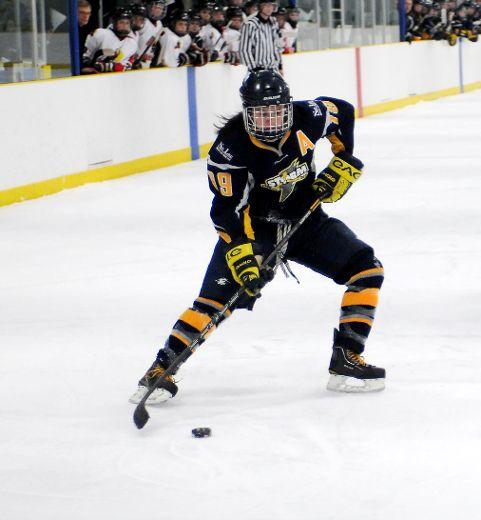 Female hockey major midget