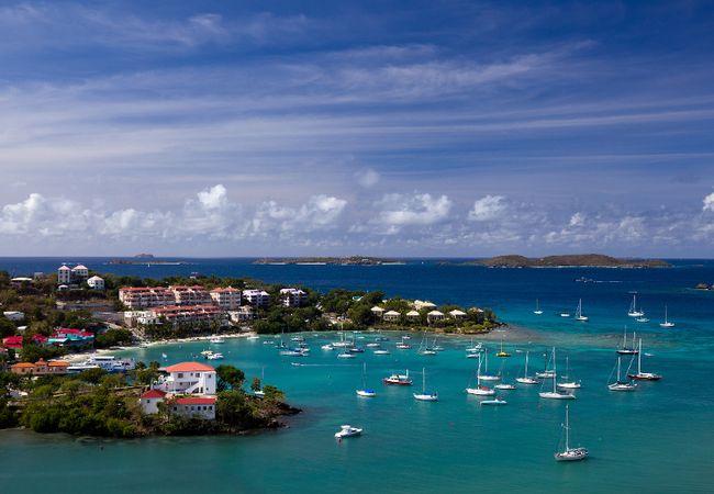 St. John, U.S. Virgin Islands. (Fotolia)