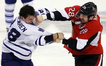 Kassian gets revenge on Leafs