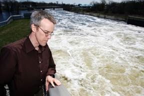 David Eastcott Moira River