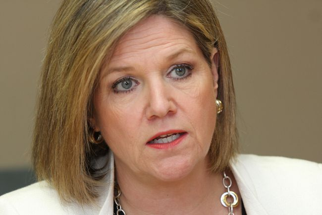 NDP leader Andrea Horwath