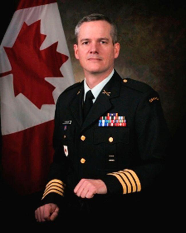 Col. F.J. Chagnon