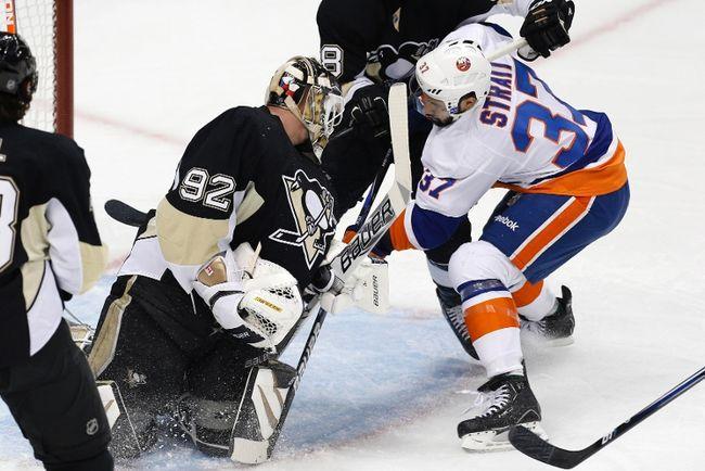 Tomas Vokoun backstops Penguins to 3-2 series lead against Islanders