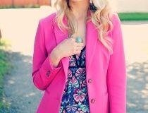 Local fashion blogger Marie Zydek's