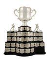 Memorial cup trophy. (QMI Agency)