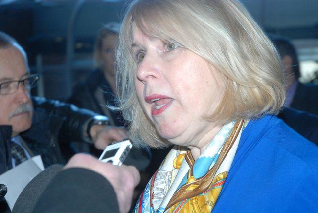 Ontario deputy premier Deb Matthews (file photo)