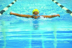 The Fort Saskatchewan Swim Club, the Piranhas, is gearing up to start their 56th season. Photo Supplied.