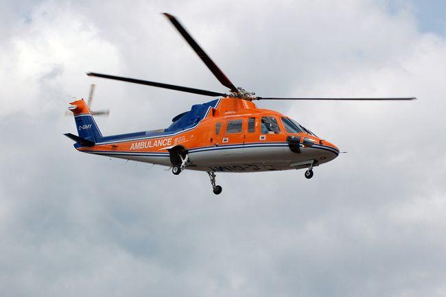 Ornge air ambulance. (Postmedia Network file photo)