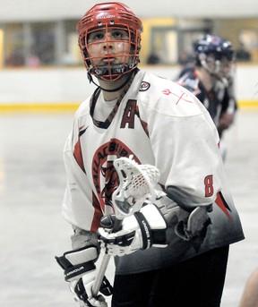 Ex-Wallaceburg Red Devils forward Jordan Durston. (Daily News File Photo)