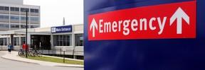 Belleville General Hospital (BGH) - FILE PHOTO