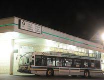 The downtown Sudbury transit terminal. GINO DONATO/THE SUDBURY STAR