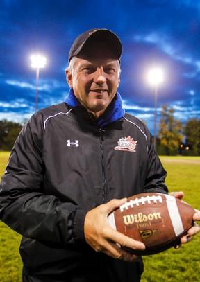 Football Canada director of sport Rick Sowieta (Errol McGihon/Ottawa Sun)