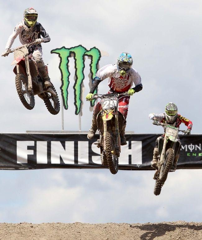 Monster Energy Motocross Nationals At Wild Rose Mx Park