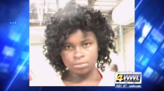 Laderika Smith. (WWLTV video screenshot)