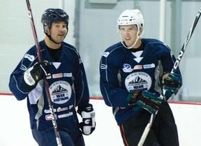 Richards hockey challenge