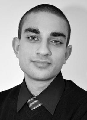 La Nouvelle Beaumont News reporter Omar Mosleh.