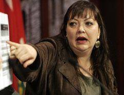 Natalie Mehra of the Ontario Health Coalition. Postmedia Network file photo
