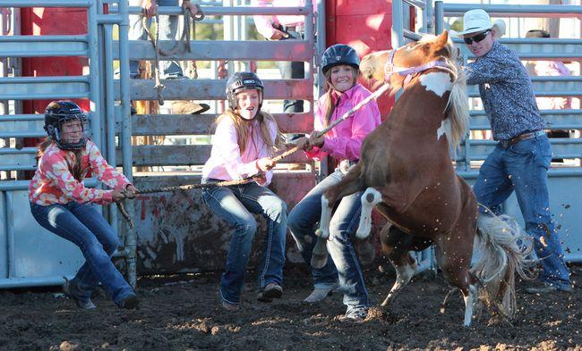 Nanton Nite Rodeo comes to a close | Nanton News