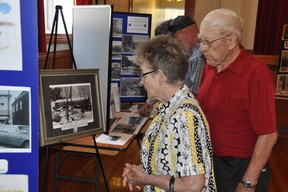 Marmora town hall anniversary