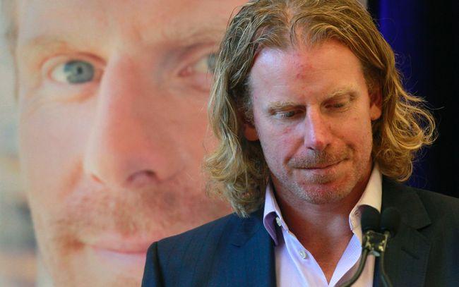 Daniel Alfredsson Says Good Bye to Ottawa